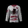 Smoke Custom Hockey Jersey