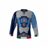 Sons Of Italy Jersey Custom Roller Hockey Jersey