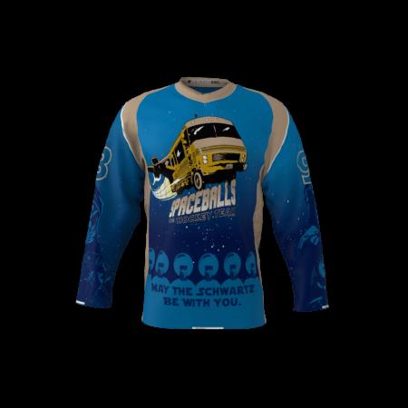 Spaceballs Custom Hockey Jersey