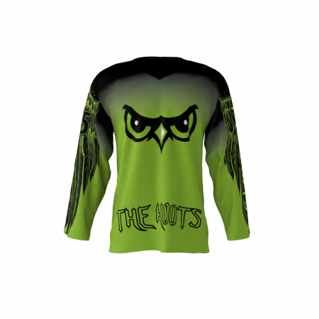 The Hoots Custom Roller Hockey Jersey