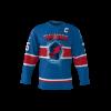 Thunder Custom Hockey Jersey