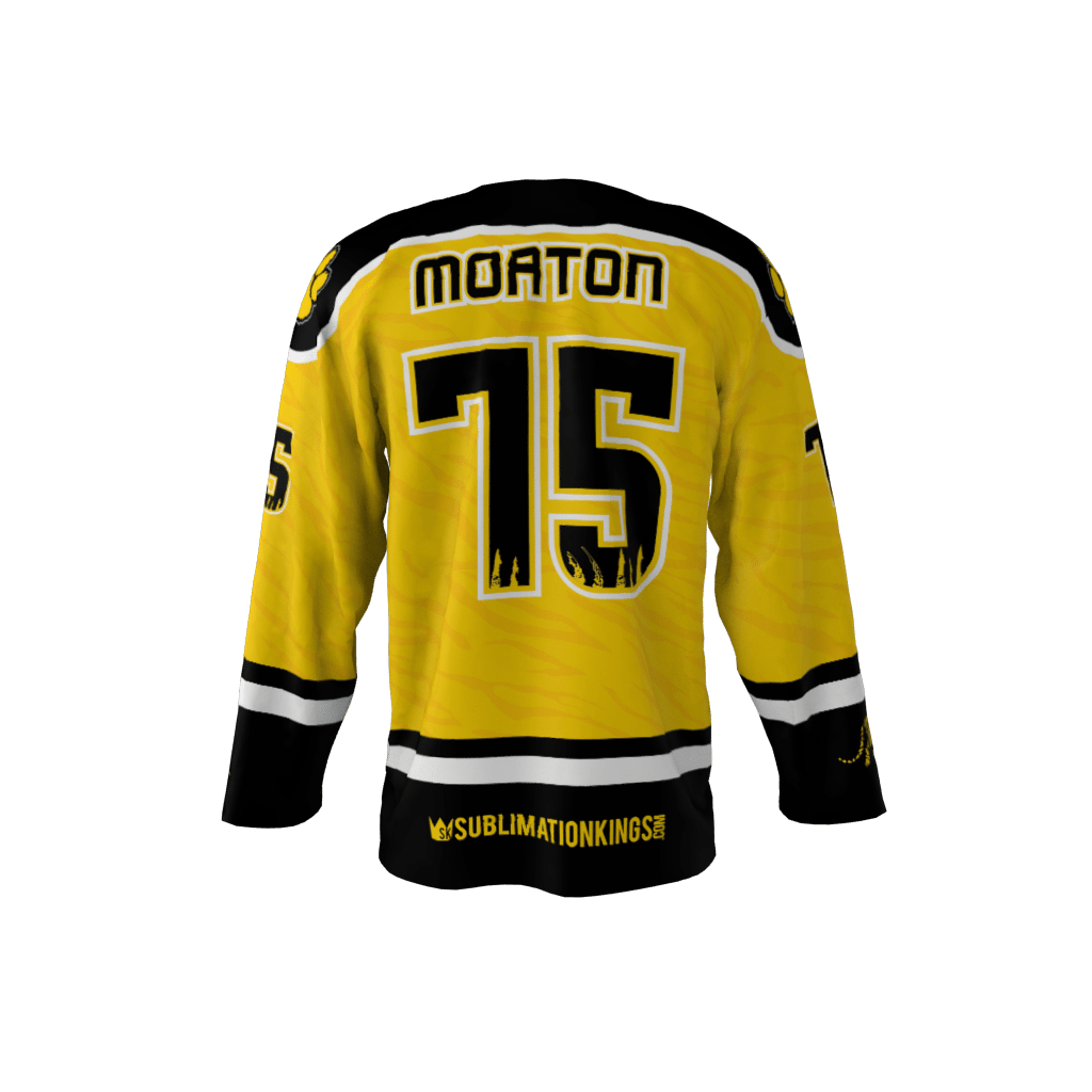 80a73775f Tigers Jersey – Sublimation Kings
