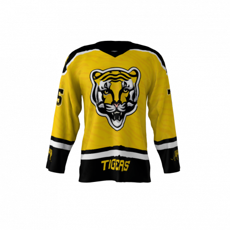 Tigers Custom Hockey Jersey