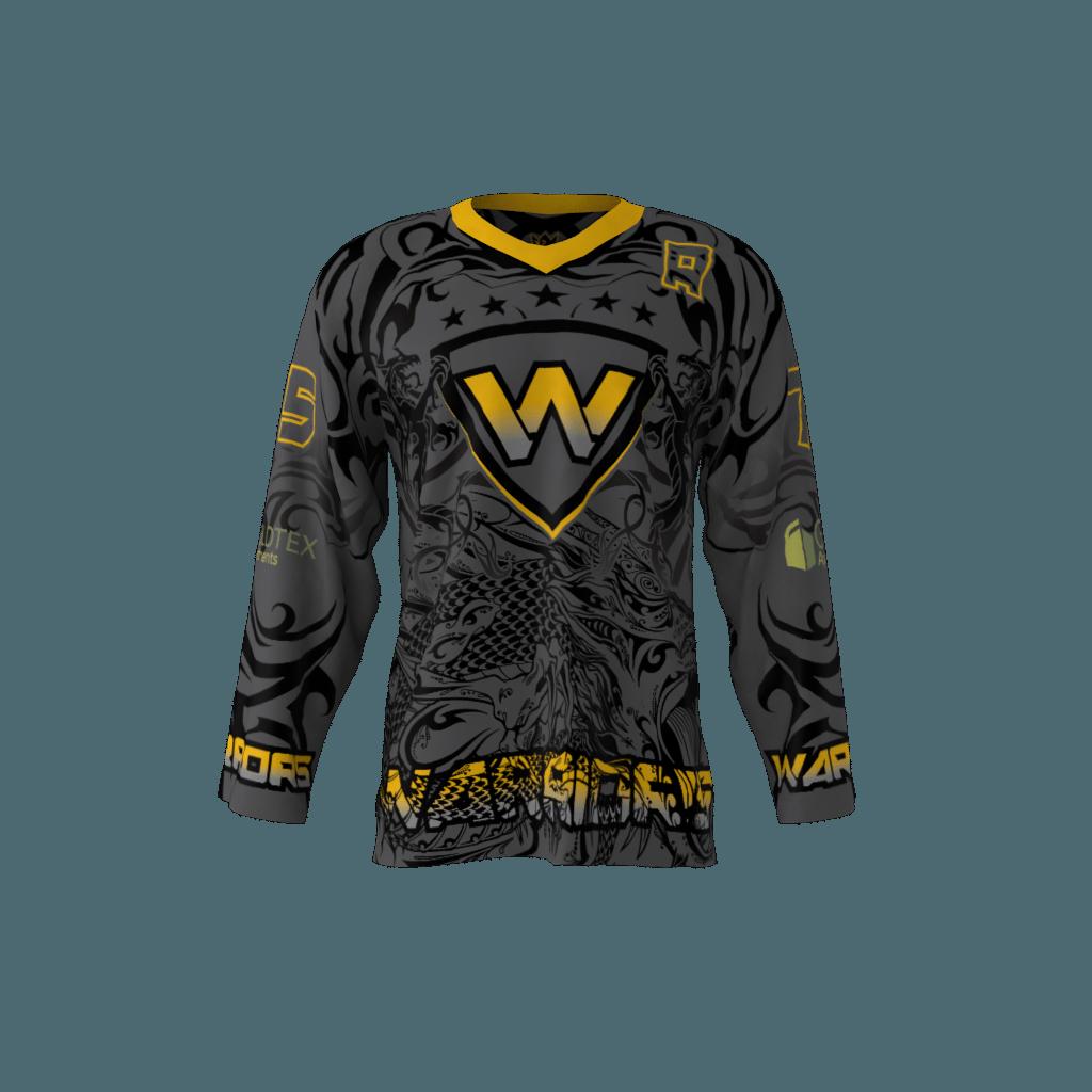 Warriors Black Jersey
