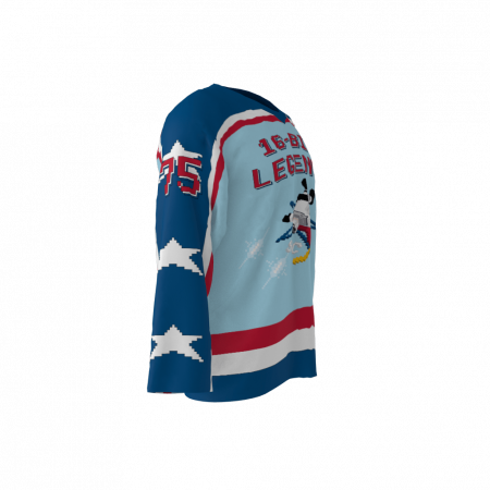 16-Bit Legends Custom Ice Hockey Jersey