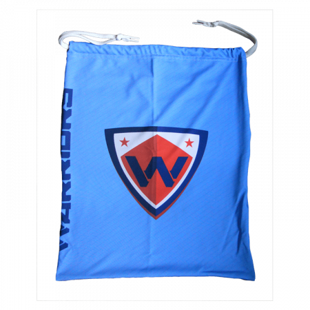 Warriors Hockey Bag