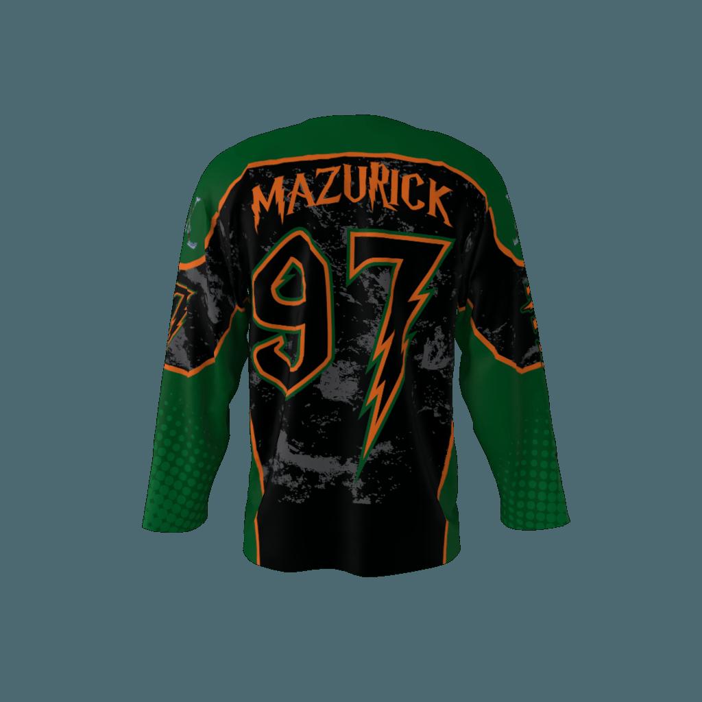 custom hockey jersey maker