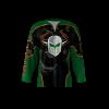 Invaders Black Custom Hockey Jersey