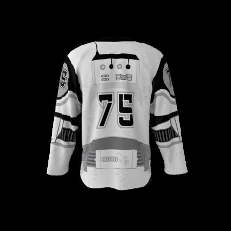 Storm Troopers Custom Hockey Jersey