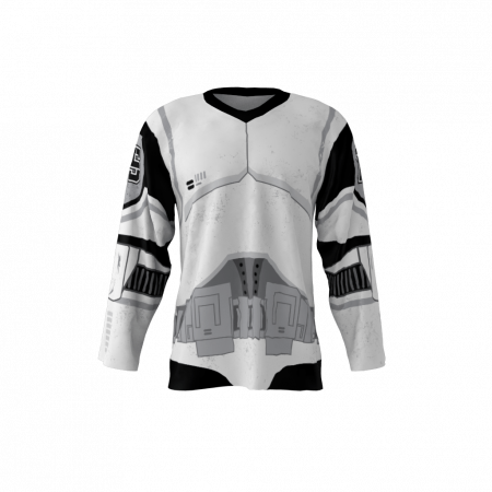 Storm Troopers Custom Hockey Jersey