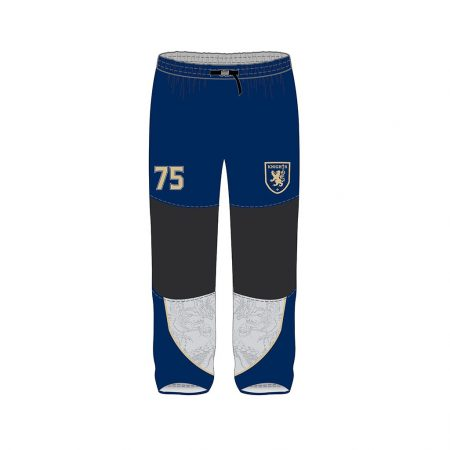 Knights Custom Dye Sublimated Roller Hockey Pants