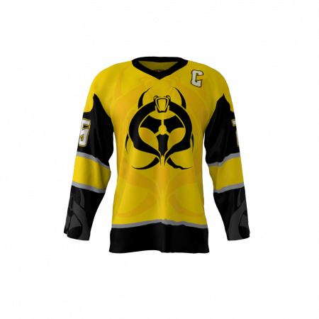 Venom Custom Hockey Jersey