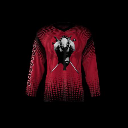 Stealth Ninja Custom Hockey Jersey