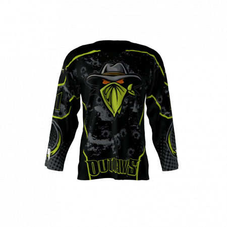 Outlaws Custom Hockey Jersey