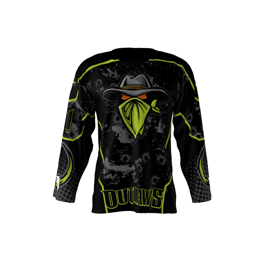 Outlaws Jersey   Sublimation Kings