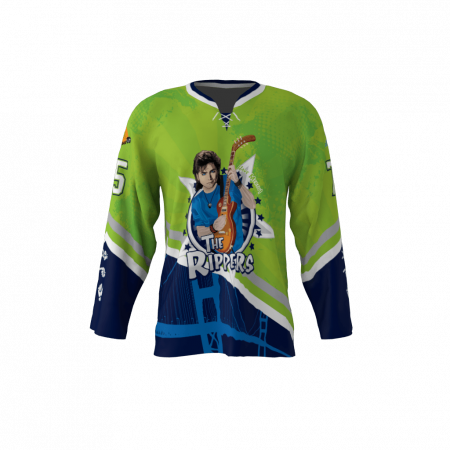 Rippers Custom Hockey Jersey