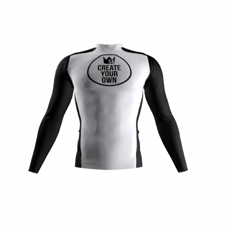 Custom Sublimated Compression Shirt