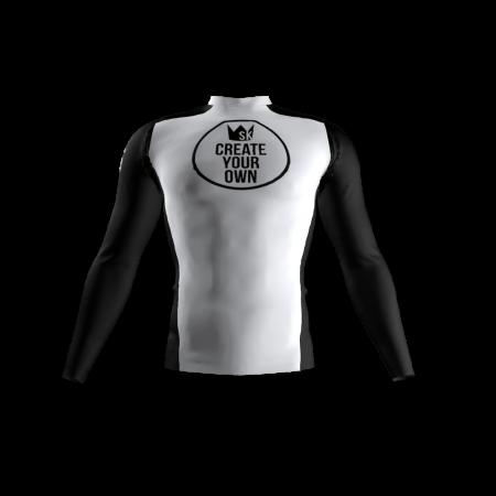Custom Sublimated Compression Shirt