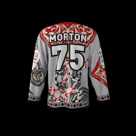 Aces Custom Hockey Jersey