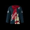 Los Llamas Custom Hockey Jersey