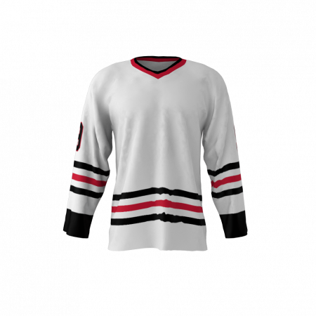 Chicago 1984 Ice Hockey Jersey