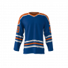 Edmonton 1982 Blue Ice Hockey Jersey