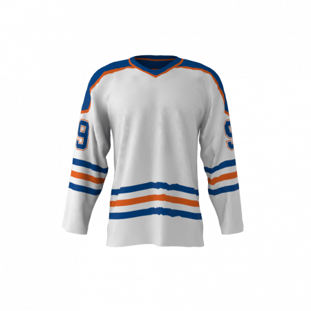 Edmonton 1982 Ice Hockey Jersey