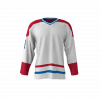 Montreal 1974 Ice Hockey Jersey White