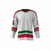 New Jersey 1982 Ice Hockey Jersey White