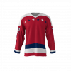 Washington 1979 Ice Hockey Jersey Red