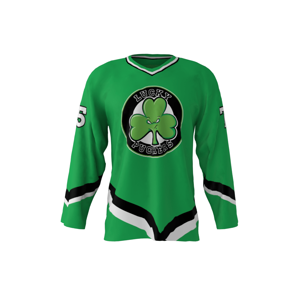 Lucky Puckers Jersey