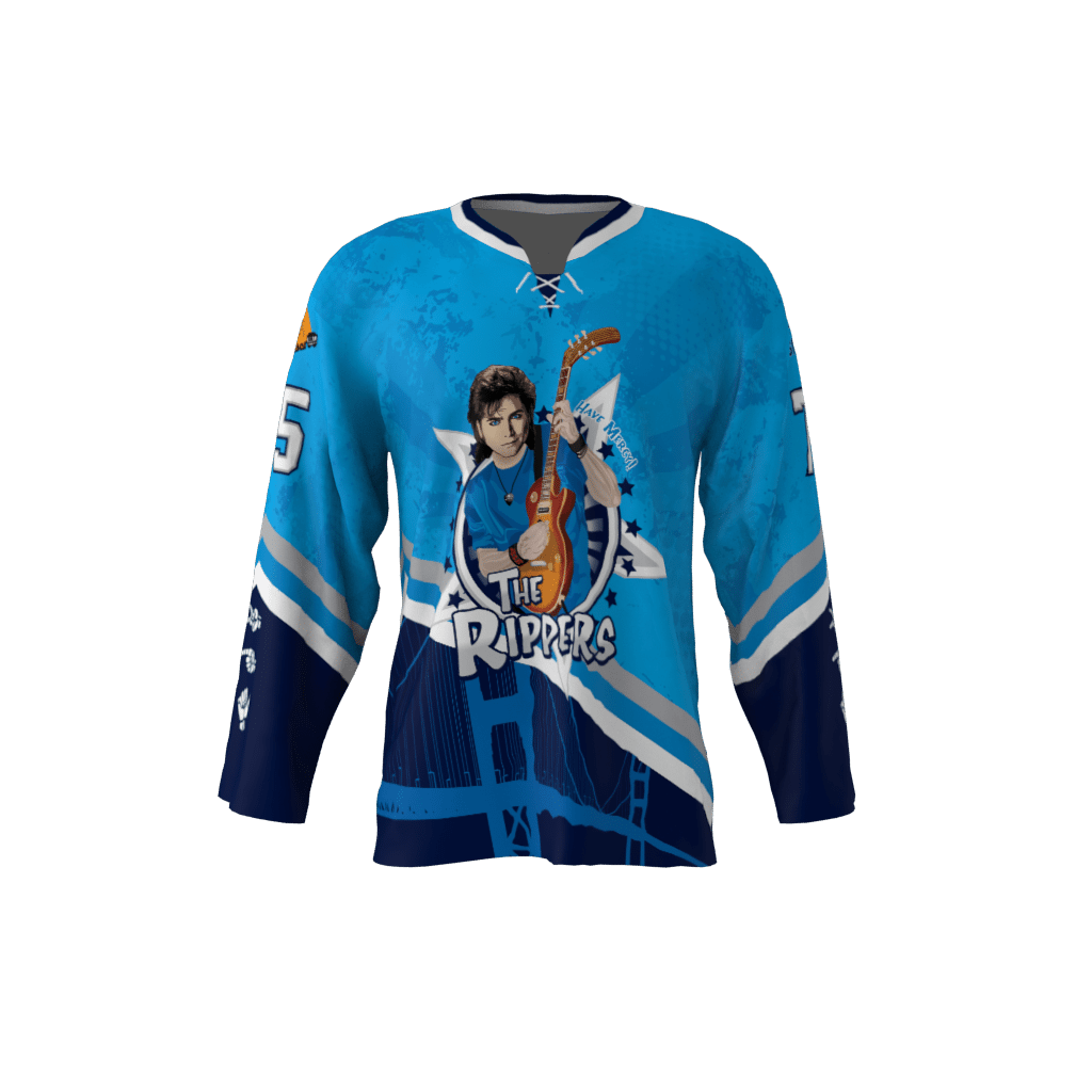abedb94b07a The Rippers Blue Jersey – Sublimation Kings
