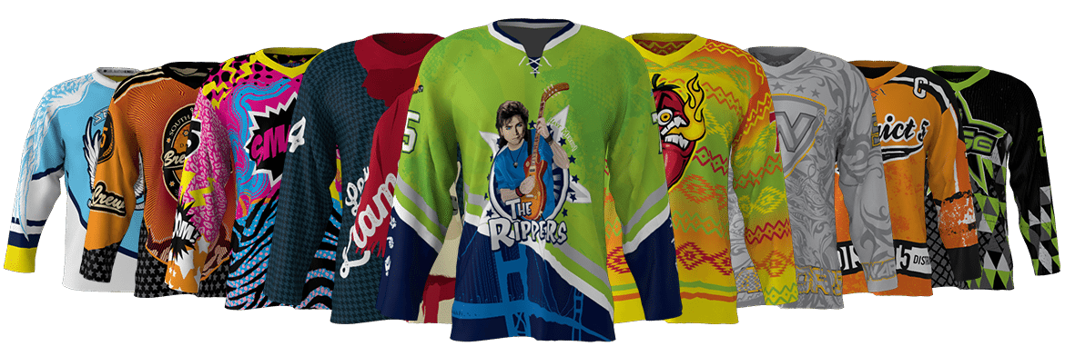 Create Your Own Hockey Jersey Sublimation Kings