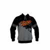 District 5 Custom Dye Sublimated Hoodie