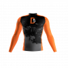 District 5 Custom Dye Sublimated Compression Shirt