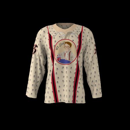 Fuller Custom Dye Sublimated Hockey Jersey