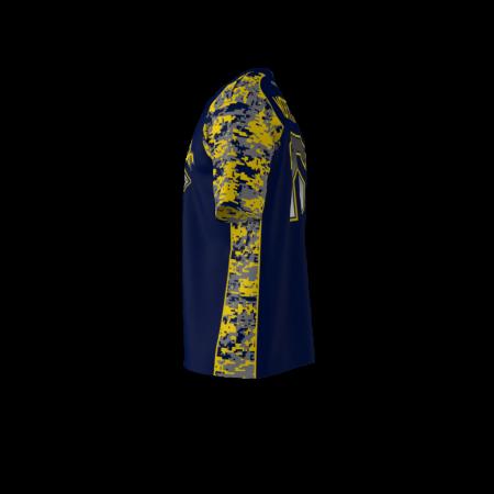 Hammers Custom Dye Sublimated Softball Jersey