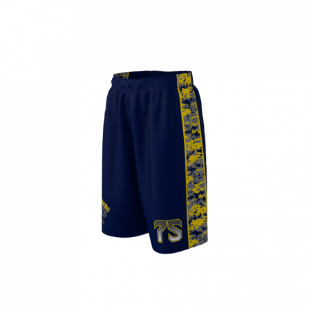 Hammers Custom Dye Sublimated Softball Shorts