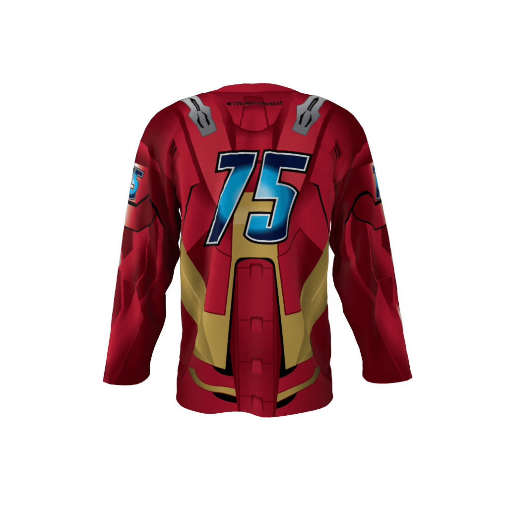 Custom Ice Hockey Jersey DIY Design Your College Sports Team Shirt for Men Women Youth St Louis