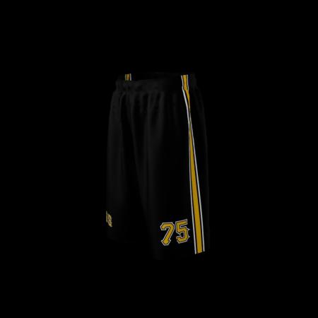 Kings Custom Dye Sublimated Softball Shorts