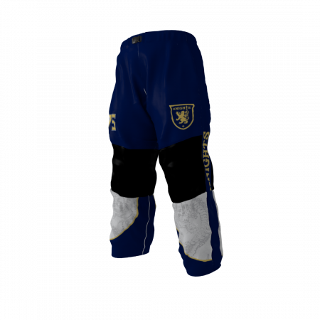 Knights Custom Dye Sublimated Roller Hockey Pants