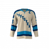 Leftovers Custom Dye Sublimated Ice Hockey Jersey
