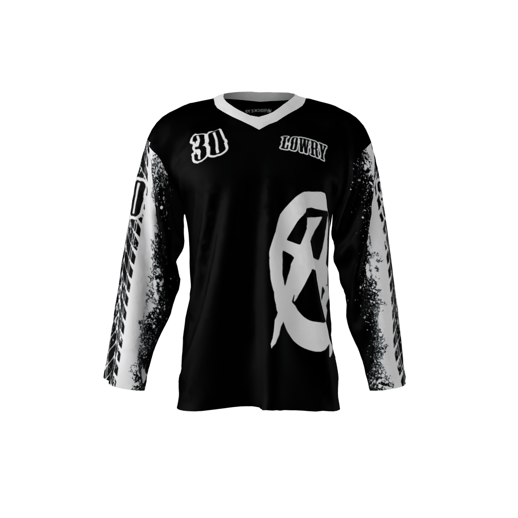a0c13203bd5 Sons of Hockey Custom Dye Sublimated Ice Hockey Jersey
