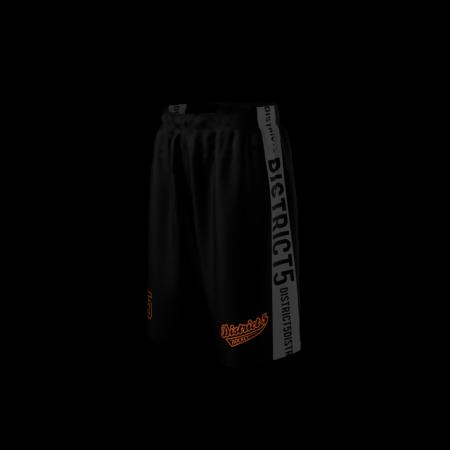 District 5 Custom Dye Sublimated Shorts