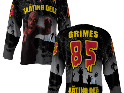 Skating Dead Alternative Jersey