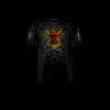 Voodoo Kings Custom Dye Sublimated Softball Jersey