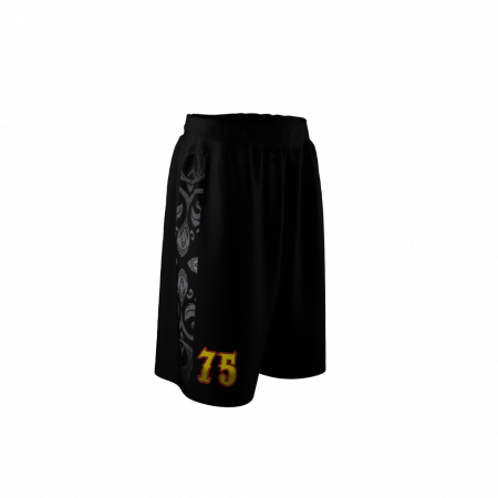 Voodoo Kings Custom Dye Sublimated Softball Shorts