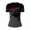 District 5 Custom Dye Sublimated Women's Tee