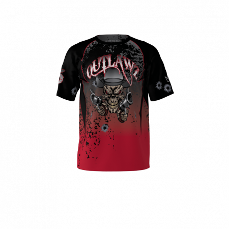 Outlawz Custom Dye Sublimated Softball Jersey
