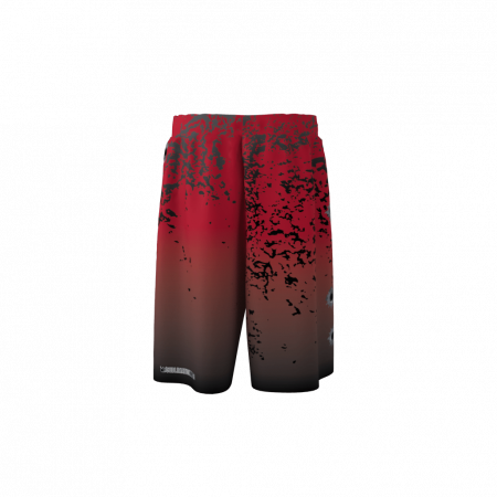 Outlawz Custom Dye Sublimated Softball Shorts